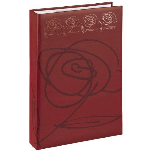 hama-wild-rose-album-foto-300-foto-10x15-rosso
