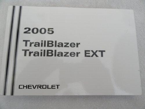 2005-chevy-chevrolet-trailblazer-owners-manual