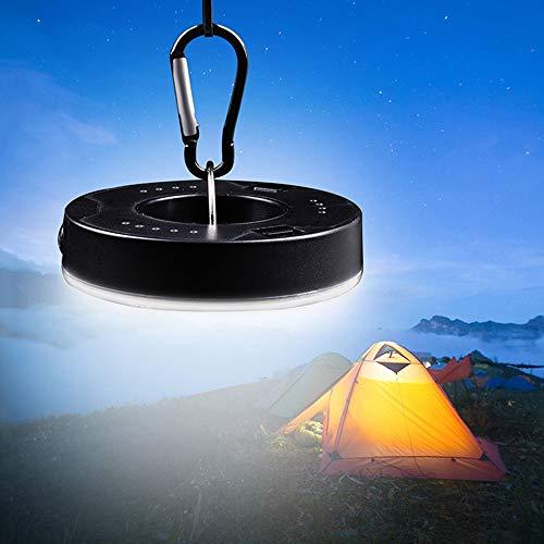 K-Y LED Campinglampe Camping Laterne LED Lampe Mit Haken Set - 3 Stück -