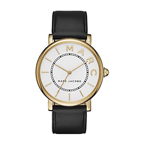 Marc Jacobs-Classic-Uhr-Schwarz