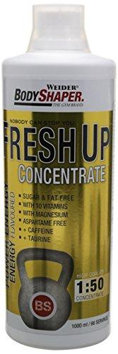 Weider Body Shaper Fresh up Konzentrat, Energy (1 x 1 l)