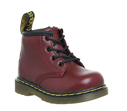 Dr. Martens , Herren Stiefel Rot Cherry Red Leather