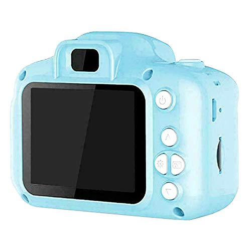 Diawp Kids Digital Camera for Girls Rechargeable Camera Shockproof Video Record