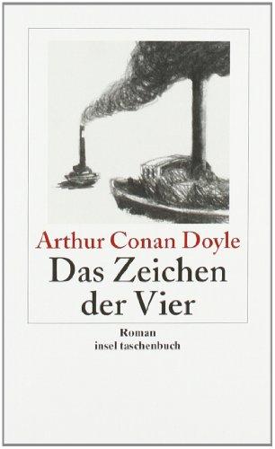 Buchseite und Rezensionen zu 'Das Zeichen der Vier: Roman (insel taschenbuch)' von Sir Arthur Conan Doyle