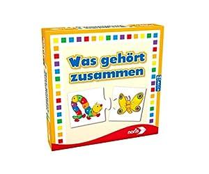 noris 608985662 Niños Puzzle Board Game - Juego de Tablero (Puzzle Board Game, Niños, Niño/niña, 3 año(s), 32 Pieza(s), CE)