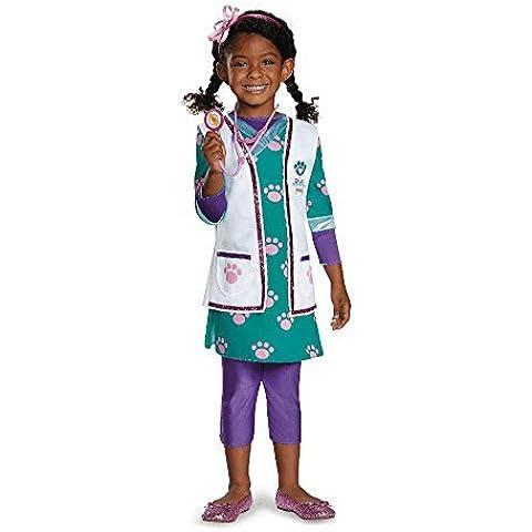 Doc Mcstuffins Pet Vet Scrubs Dress up Set by Disney - Vet Scrub