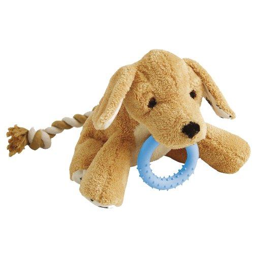 Artikelbild: Welpen Spielzeug'Puppy' das Welpenspielzeug zum Knuddeln das Schusetier Schmusetuch für Hundewelpen. Gehört ungedit in das Welpenstarterpaket