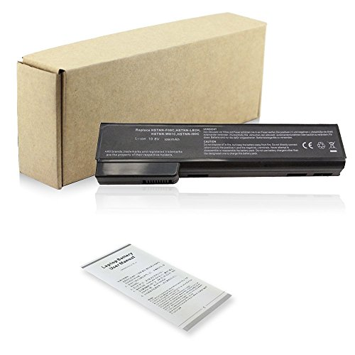 Neu Laptop Akku für HP EliteBook 8460w EliteBook 8560p ProBook 6360b ProBook...