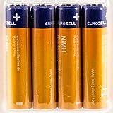 tronicxl 950mAh 1,2V batteria ricaricabile Batteria AAA per telefono cordless Siemens Gigaset