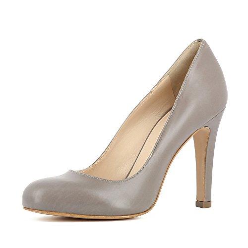 Evita Shoes  Cristina, Escarpins pour femme Taupe