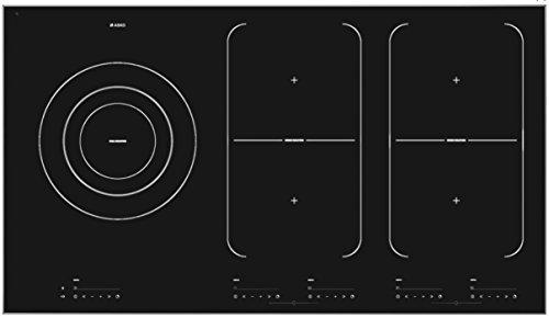 Asko–Hi 1975G plan de cuisson à induction Noir 90cm
