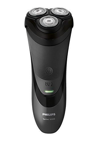 Philips SHAVER Series 3000 - Afeitadora Batería/Corriente