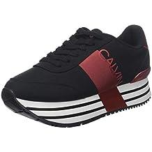 official photos c52eb bb486 Amazon.it: calvin klein scarpe donna sneaker