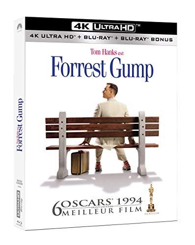 Forrest Gump [4K Ultra HD + Blu-ray + Blu-ray Bonus]