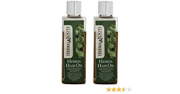 Buy Herbal Roots Hair Oil - Hair Protection