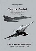 Pilote de combat de Jean Copponnex