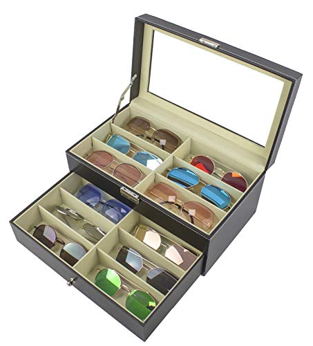 70972c67f8e5 Paide Organizer Case for Watches Jewelry Glasses (GF-02)