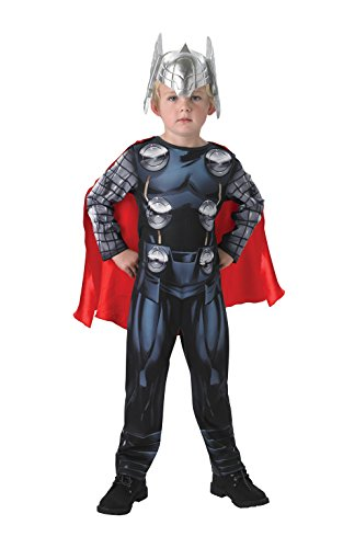 Rubie's IT610735-L - Costume Thor con Elmo, L