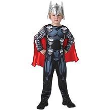 Thor Classic - Avengers Assemble - Childrens Disfraz - Medium - 116cm