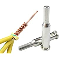 Dragon Honor 2,5quadratisch Universal Elektrisches Kabel Schnellverbinder Parallel Electrical Wire Schnell