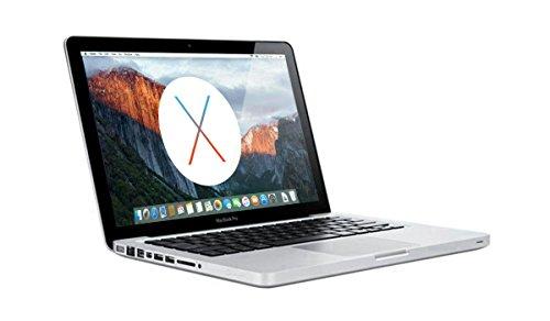 Apple MacBook Pro A1278 MB990 MB991 Mid 2009 Intel Core 2 Duo 2.26GHz / 2.53GHz Mac OS X El Capitan 13