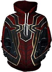 Avengers: Infinity War Iron spider PS4 Marvels Spider-man Sweatshirt hoodies