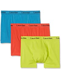 Calvin Klein 3p Trunk, Short Homme, (lot de 3)