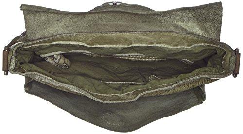 Taschendieb Td0802, sac bandoulière Grün (Green)
