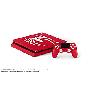 Limited Edition Amazing Red Marvel's Spider-Man 1TB PS4™