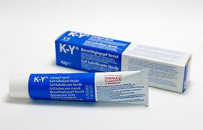 Johnson & Johnson K-Y Lubricating Jelly 82gm