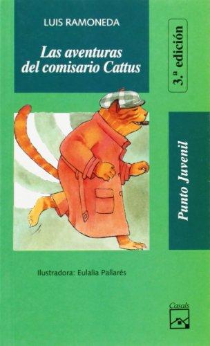 Las aventuras del comisario Cattus (Punto Juvenil)