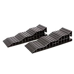 Froli 5324352Camper 3-Steps Leveller, Nero, Set di 2