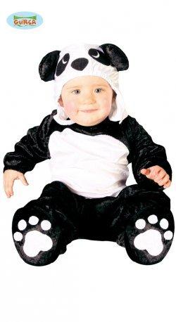 Imagen de disfraz bebé luxe  oso panda 12 24 meses
