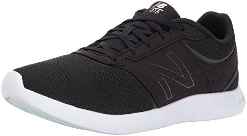 New Balance Damen 415 Sneaker Schwarz (Black/white Seasonal)
