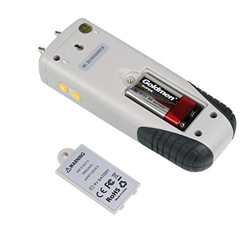 FIXKIT Manómetro Digital para Medir Presión Diferencia de  55 a + 55 H2O (+2 psi)  11 Unidades Seleccionables con Rangos de Medición ± 13 79 kPa / ± 2 psi / 55 4 ± H2O