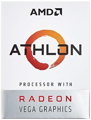 AMD Athlon 3000G Retail - (AM4/Dual Core/3.50GHz/5MB/35W/Vega 3) - YD3000C6FHBOX