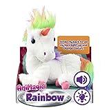 Animagic Rainbow My Glowing Unicorn