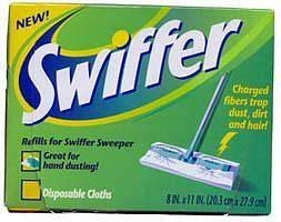 Swiffer Max Disposable Refill Cloths by (Disposable Refill)