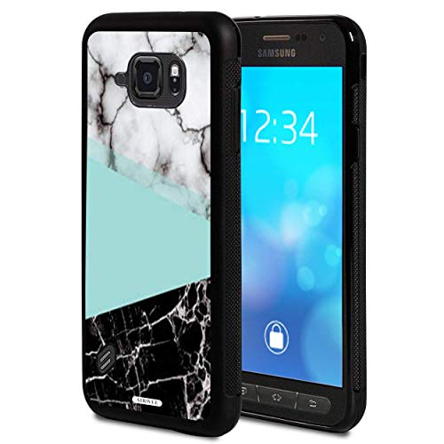 23e340f1cf6 Galaxy S6 Active Case, Slim Anti-Scratch Shockproof Silicone TPU Back  Protective Cover Case