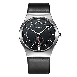 Bering Time 11940-409 – Reloj de cuarzo para hombre con esfera analógica