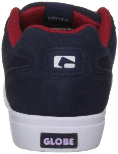 Globe Encore-Kids, Chaussures de skate garçon Bleu (13032)