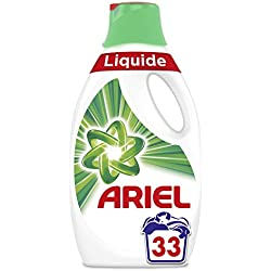 ARIEL Original Lessive Liquide 1,815 L 33Lavages - Lot de 2