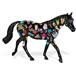 Breyer 90.4214 Emoji - Figura decorativa de caballo