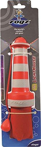 ROGZ Lighthouse, Juguete para perro, L