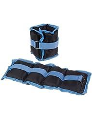 Fytter Body Weights - Set de 2 lastres de tobillos y muñecas de 1 kg