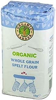Organic Larder Whole Grain Spelt Flour, 1 kg