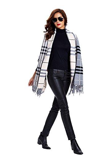womens-stripe-color-block-tassel-sweater-long-sleeve-knit-cardigan-blue