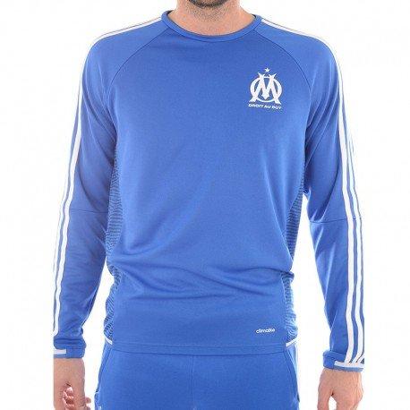 adidas-om-sweat-bleu-h-marseille-sweat-dentrainement-joueur-bleu-moyen-taille-m