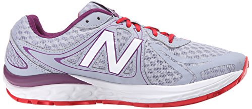 New Balance - 720v3, Scarpe sportive outdoor Donna Grigio (Grey (Grey/Purple))