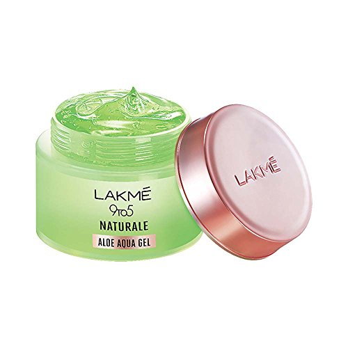 Lakme 9 To 5 Naturale Aloe Aqua Gel (50GM)